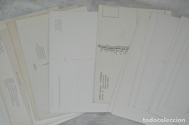 Postales: LOTE DE 27 POSTALES SIN CIRCULAR - CATALUÑA, PROVINCIAS Y MUNICIPIOS - ENVÍO 24H - Foto 7 - 128232431