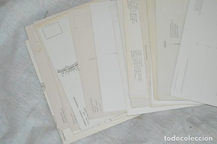 Postales: LOTE DE 27 POSTALES SIN CIRCULAR - CATALUÑA, PROVINCIAS Y MUNICIPIOS - ENVÍO 24H - Foto 8 - 128232431