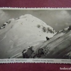 Postais: SANTA FE DEL MONTSENY( BARCELONA)POSTAL CIRCULADA 1956,ED.RIERA Nº 55.. Lote 128363775