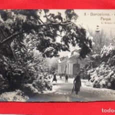 Postcards - barcelona. nevada. 5 parque. roisin - 128377931