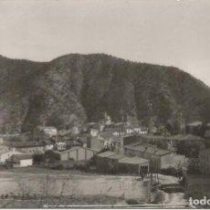Postales: FOTO / POSTAL CAPELLADES (BARCELONA) VISTA PARCIAL - ESCRITA 1962. Lote 128440079