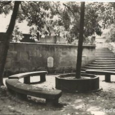 Postales: SANT JULIÀ DE VILATORTA (BARCELONA) LAS FUENTES - ED.FOTOGRÁFICAS BOSCH - CIRCULADA 1964. Lote 128441531