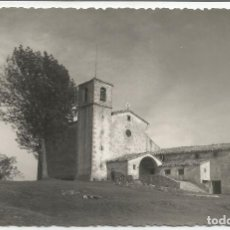 Postales: SANT BOI DE LLUÇANÈS (BARCELONA) SANTUARI DE NTRA.SRA.DEL MUNTS - FOTO BRUCH - S/C. Lote 128442119