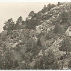 Postales: VALL FERRERA (LLEIDA) REFUGIO DE VALL FERRERA (1.940 M.) - EDICIÓN OFIC.TURISMO Nº 55 - CIRCULADA. Lote 128442391