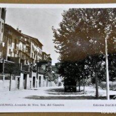 Postales: TARJETA POSTAL Nº 16 SOLSONA , AVENIDA DE NTRA. SRA. DEL CLAUSTRO , EDICIÓN DACH-FOTO JANOT. Lote 128490367