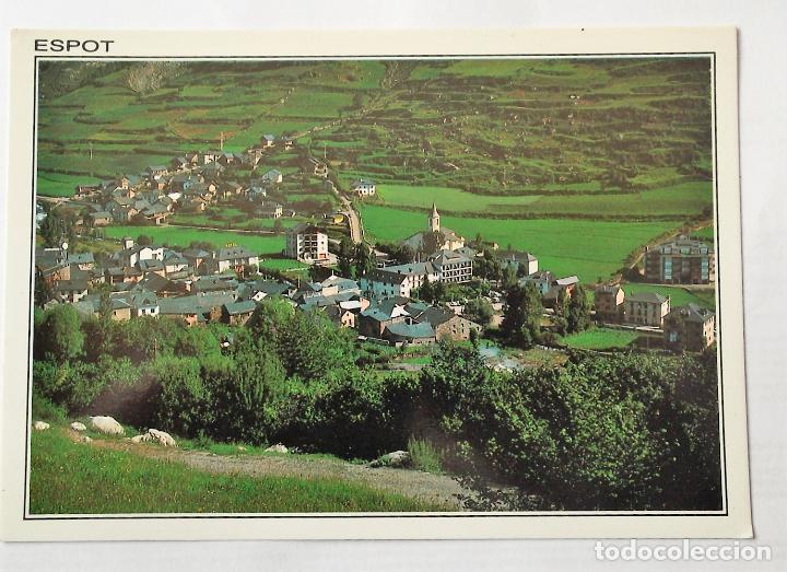 ESPOT (LLEIDA). 193 VISTA GENERAL. ED. SICILIA. NUEVA. COLOR (Postales - España - Cataluña Moderna (desde 1940))