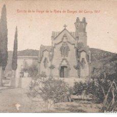 Postales: BORGES DEL CAMP-TARRAGONA. Lote 128727643