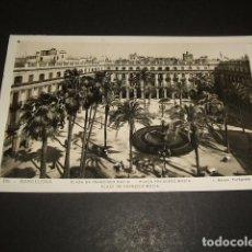 Postales: BARCELONA PLAZA DE FRANCISCO MACIA. Lote 128745559
