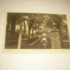 Postales: OLOT 11 . FUENTE DE LA MOIXINA . FOTO ARQUES, SIN CIRCULAR.. Lote 128830139
