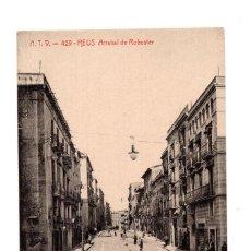 Postales: REUS.- A.T.V - 429 - ARRABAL DE ROBUSTER. Lote 128963895