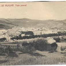 Postales: SAN GINES DE VILASAR --- VISTA GENERAL - 8257 TIPOGRAFIA THOMAS. Lote 129066815