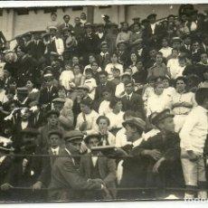 Postales: (PS-57495)POSTAL FOTOGRAFICA DE VICH-PLAZA DE TOROS.FOTO PALMAROLA 1919. Lote 129088387
