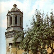 Postales: VESIV POSTAL GERONA Nº2001 TORRE DE LA CATEDRAL. Lote 129276923