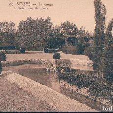 Postales: POSTAL SITGES - TERRAMAR 88 - L. ROISIN. Lote 129473239