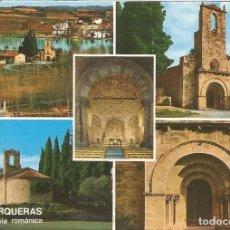 Postales: PORQUERES (GIRONA) ESGLESIA ROMÀNICA S.IX - PIC Nº 3515 - S/C. Lote 129552015