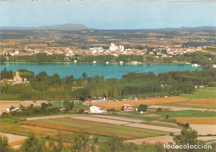 PORQUERES (GIRONA) VISTA GENERAL - PIC 3517 - ESCRITA (Postales - España - Cataluña Moderna (desde 1940))