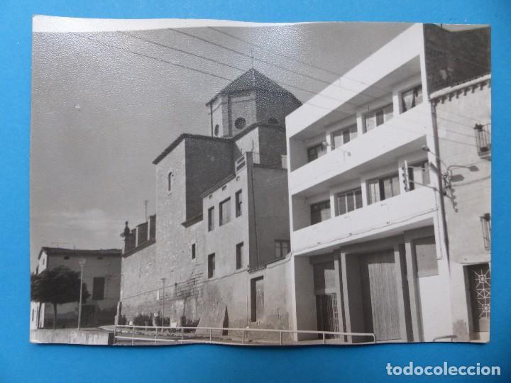 Postales: GOLMES, LERIDA - CLICHE ORIGINAL Y POSTAL - NEGATIVO EN CELULOIDE - FOTO JOANOT - Foto 3 - 129732543