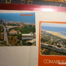 Postales: LOTE POSTALES COMARRUGA-TARRAGONA. Lote 129733499