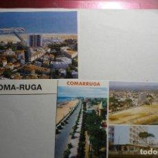 Postales: LOTE POSTALES COMARRUGA-TARRAGONA. Lote 129733611