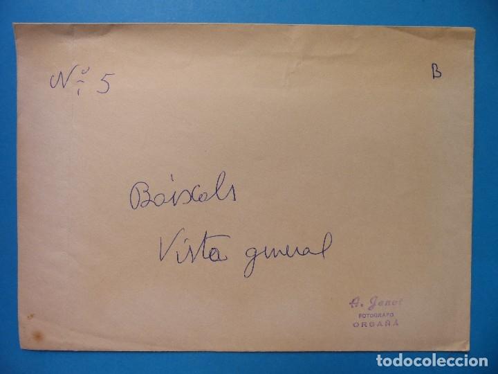Postales: BOIXOLS, LERIDA - VISTA GENERAL - CLICHE ORIGINAL - NEGATIVO EN CELULOIDE - FOTO JANOT - Foto 3 - 130084523