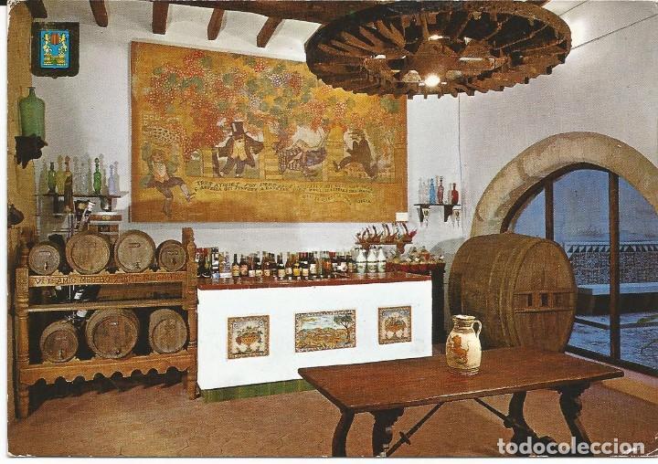 Museo Del Vino.Postal Museo Del Vino Taberna Vilafranca De Sold Through Direct