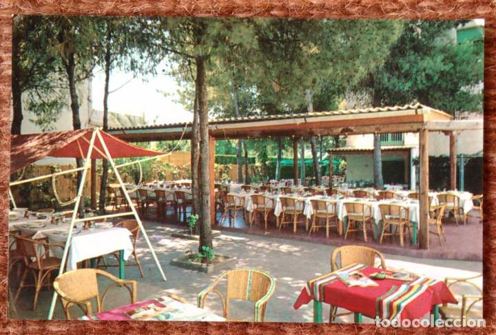 SITGES - HOTEL LA SONRISA - COMEDOR EXTERIOR
