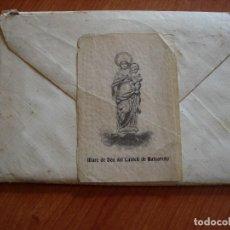 Postales: CASTELL DE BALSARENY / BALSARENY / CASTILLO DE BALSARENY / COMPLETA 12 POSTALES. Lote 130832892