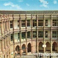 Postales: BARCELONA - 254 COLEGIO LA INMACULADA H.H. MARISTAS - VISTA INTERIOR. Lote 130939684