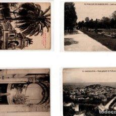 Postales: LOTE DE 4 POSTALES DE BARCELONA. . Lote 131894274