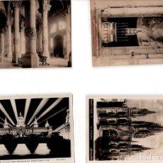 Postales: LOTE DE 4 POSTALES DE BARCELONA. . Lote 131894310