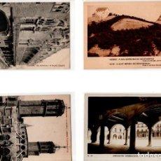 Postales: LOTE DE 4 POSTALES DE BARCELONA. . Lote 131894354
