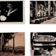 Postales: LOTE DE 4 POSTALES DE BARCELONA.. Lote 132076422