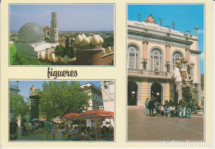 Museo Dali Figueres.3715 Figueres Teatro Museo Dali Buy Postcards From Catalonia At