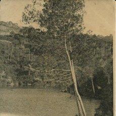 Cartes Postales: VALVIDRIERA - (VALLVIDRERA) - EL PANTANO - Nº 1054 HAUSER Y MONET, MADRID - SIN CIRCULAR - AÑOS 20 . Lote 134834378