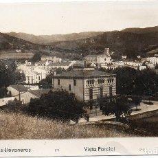 Postales: PS7864 SAN ANDRÉS LLAVANERAS 'VISTA PARCIAL'. FOTOGRÁFICA. CIRCULADA. 1949. Lote 132513458
