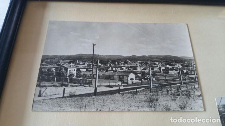 Postales: CUADRO CON CINCO FOTOGRAFIAS DE SANT CUGAT DEL VALLES AÑOS 50 - Foto 2 - 132676402