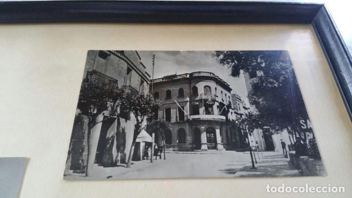 Postales: CUADRO CON CINCO FOTOGRAFIAS DE SANT CUGAT DEL VALLES AÑOS 50 - Foto 3 - 132676402