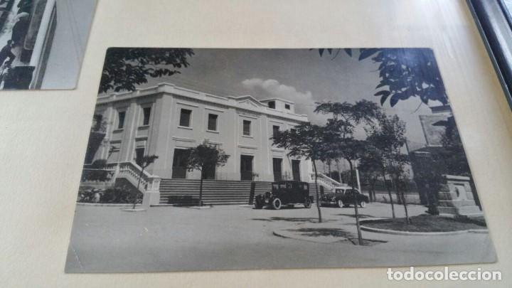 Postales: CUADRO CON CINCO FOTOGRAFIAS DE SANT CUGAT DEL VALLES AÑOS 50 - Foto 5 - 132676402