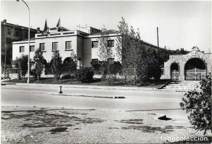 TARRAGONA Nº 1 ALBERGUE JUVENIL DEL FRENTRE DE JUVENTUDES .- FOTO SEGU / CHINCHILLA (Postales - España - Cataluña Moderna (desde 1940))