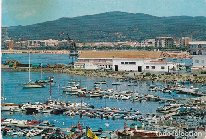 COSTA BRAVA, PALAMOS, CLUB NAUTICO, PROVINCIA GERONA (Postales - España - Cataluña Moderna (desde 1940))