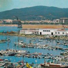 Postales: COSTA BRAVA, PALAMOS, CLUB NAUTICO, PROVINCIA GERONA. Lote 133087722
