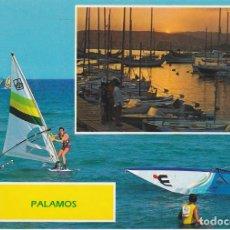 Postales: COSTA BRAVA, PALAMOS, PROVINCIA GERONA. Lote 133091170
