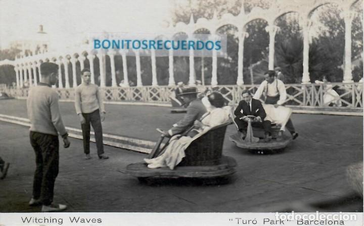 TURO PARK - BARCELONA WITCHING WAVES (Postales - España - Cataluña Antigua (hasta 1939))