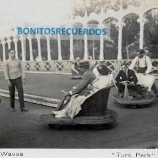 Postales: TURO PARK - BARCELONA WITCHING WAVES. Lote 133210450