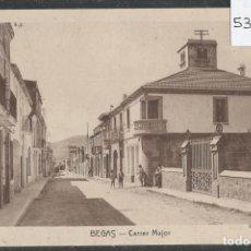 Postcards - BEGAS - CARRER MAJOR - ROISIN - (53.113) - 133302286
