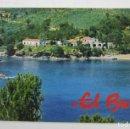 Postales: EL BULLI, POSTAL SIN CIRCULAR 1970. CALA MONTJOI, ROSES. Lote 133303522