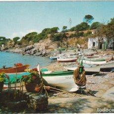 Postales: PALAMOS, COSTA BRAVA, CALA S´ALGUER, PROVINCIA GERONA. Lote 133545562