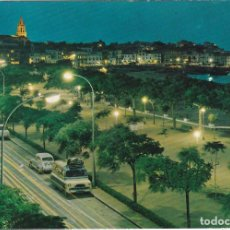 Postales: COSTA BRAVA, PALAMOS, VISTA GENERAL, PROVINCIA GERONA. Lote 133549354