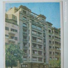 Postales: RESIDENCIA CORONA. BARCELONA. Lote 133668046