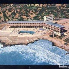 Postales: POSTAL D' ALCANAR(TARRAGONA): GRAN HOTEL CARLOS III (DISTR.CASTELL ARASA). Lote 133962738